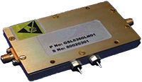 Microwave lna amplifier