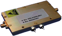 c-band low noise amplifier lna