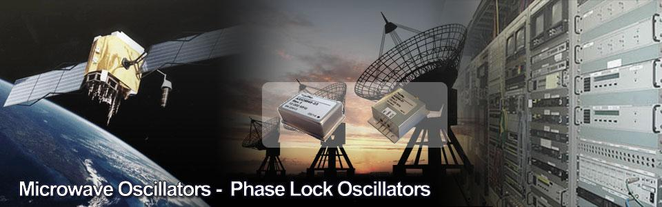 microwave oscillator PLO